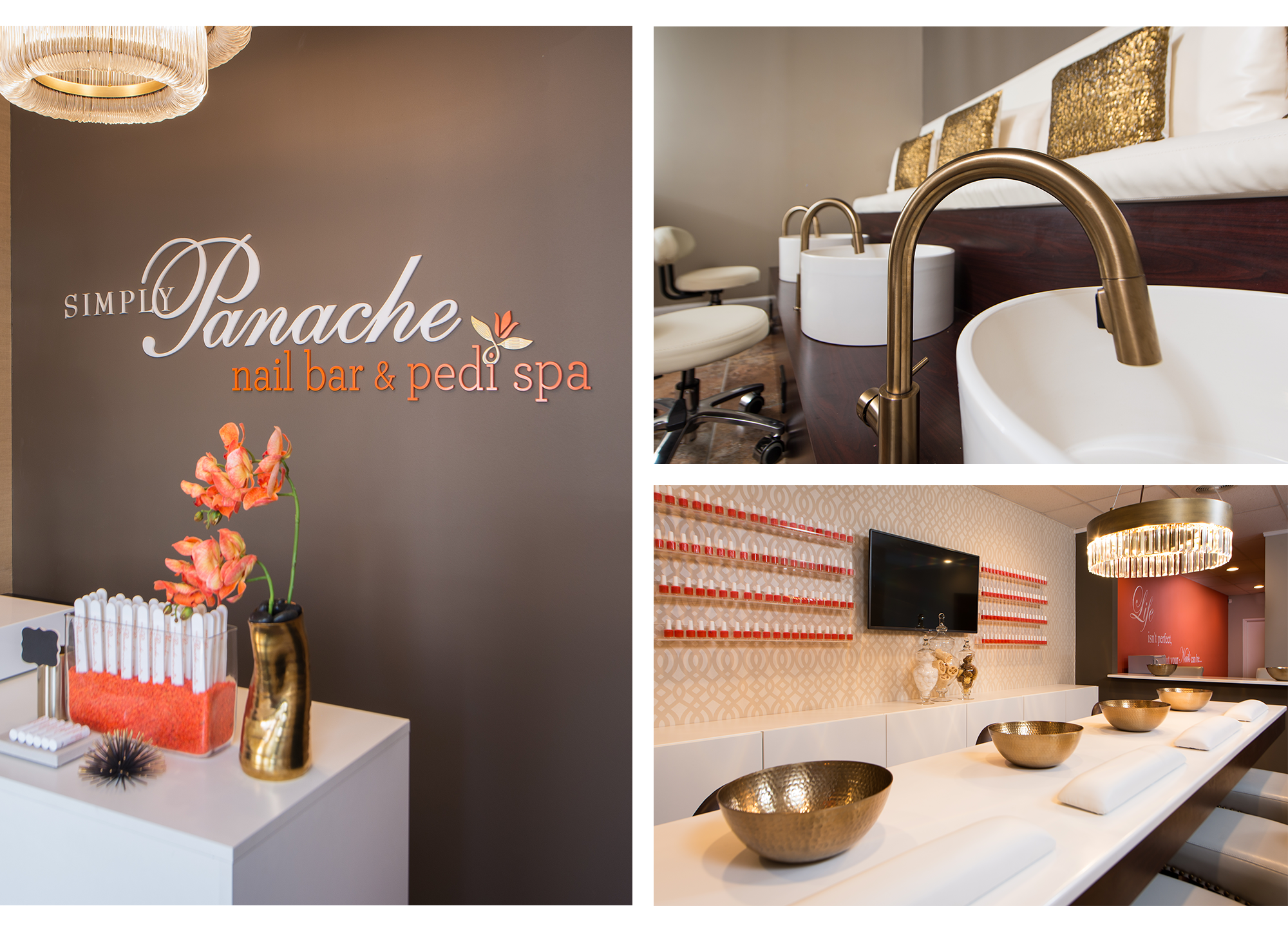 Simply Panache Nail Bar and Pedi Spa